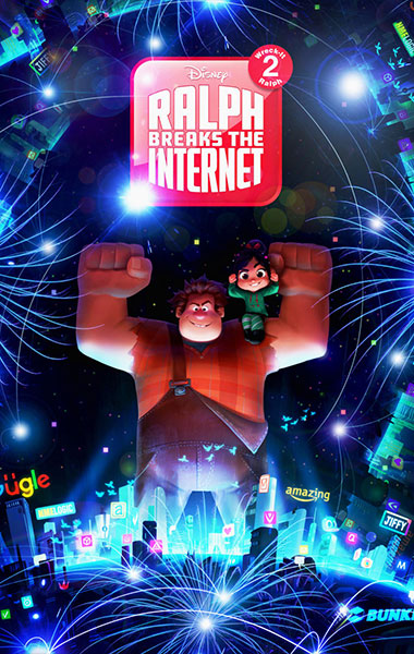 რალფი 2 (ქართულად) / Ralph Breaks the Internet: Wreck-It Ralph 2 / ralfi 2